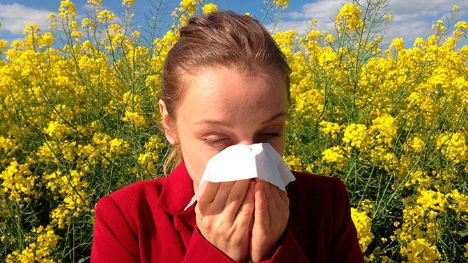 Самочувствие аллергиков не улучшится до 10 июля