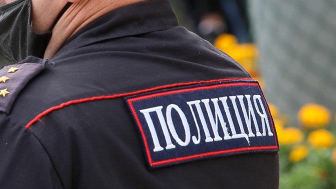 В Сочи полицейские задержали хулиганов, устроивших стрельбу