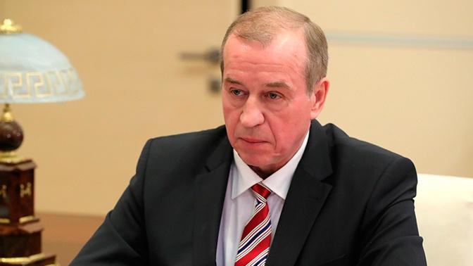 Экс-глава Приангарья попросил Путина допустить его к выборам
