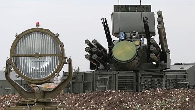 Российские средства ПВО сбили два беспилотника террористов около российской базы Хмеймим