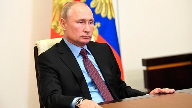 Песков: замечание о неаутентичности цитаты в статье Путина неверное