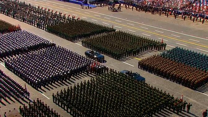 Шойгу поздравил военнослужащих с 75-летием Победы