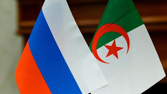 Глава делегации Алжира поблагодарил Россию за возможность присутствовать на Параде Победы