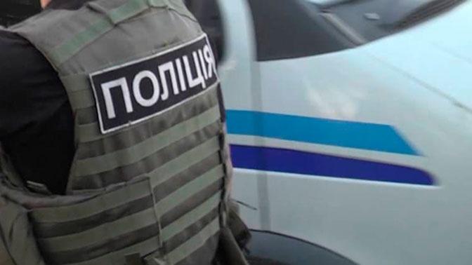 На Украине радикалы встретили с камнями и огнестрельным оружием депутата партии «Слуга народа»
