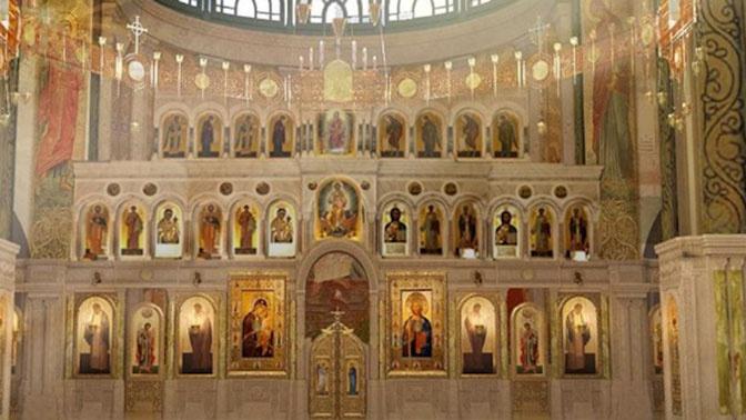 Патриарх Кирилл назначил штатное духовенство главного храма Вооруженных сил