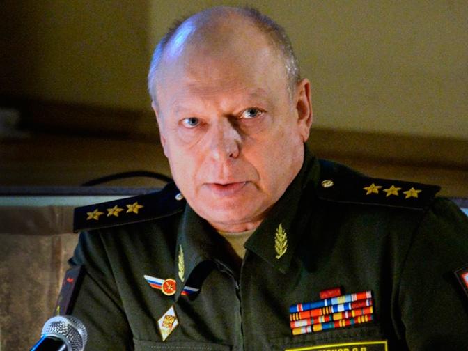 Олег Салюков