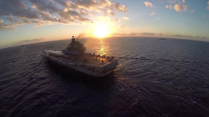 «Адмирал Кузнецов» вернется в состав ВМФ в 2022 году