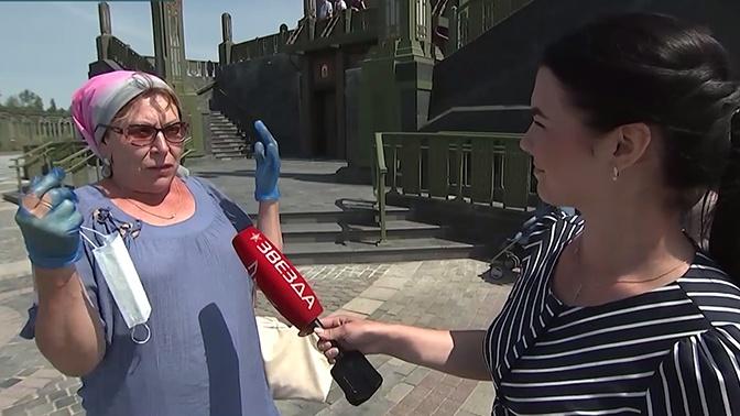 «Мурашки по коже»: посетители о Главном храме ВС РФ