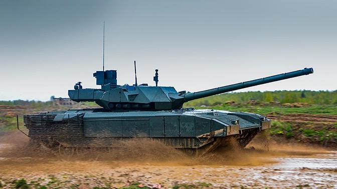 Индия рассматривает возможность покупки танков «Армата»