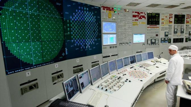 Четыре новых блока АЭС построят в РФ