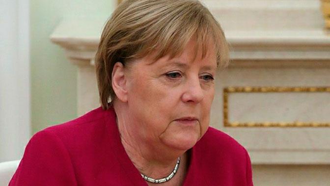 Меркель призвала Европу задуматься о новой реальности без лидерства США