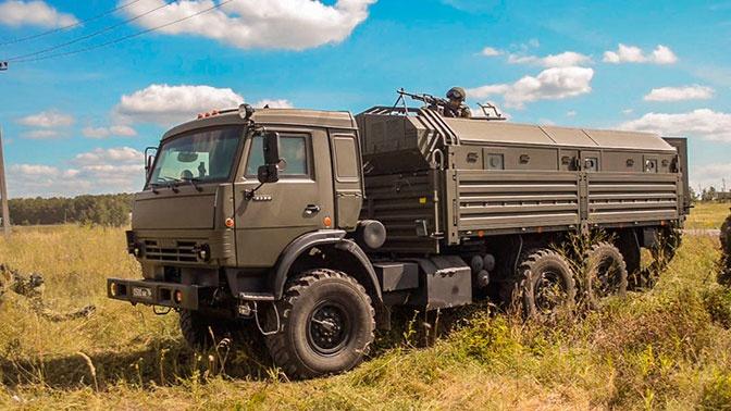 Для любых задач: спецназ ЮВО получил бронеавтомобили и вездеходы