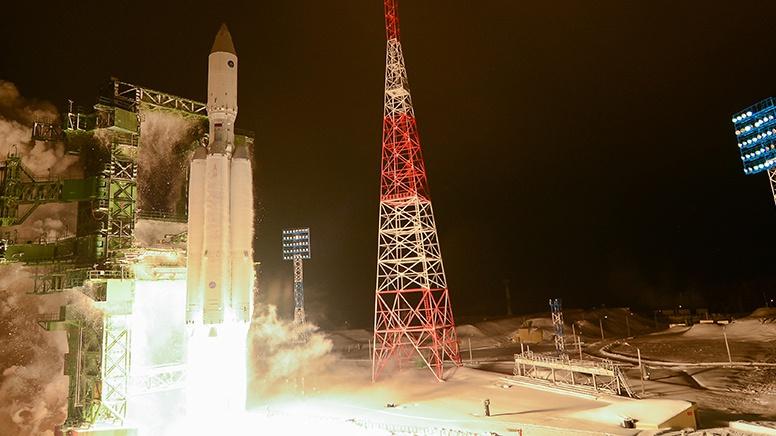 В Роскосмосе задумались о создании многоразовой ракеты «Ангара»