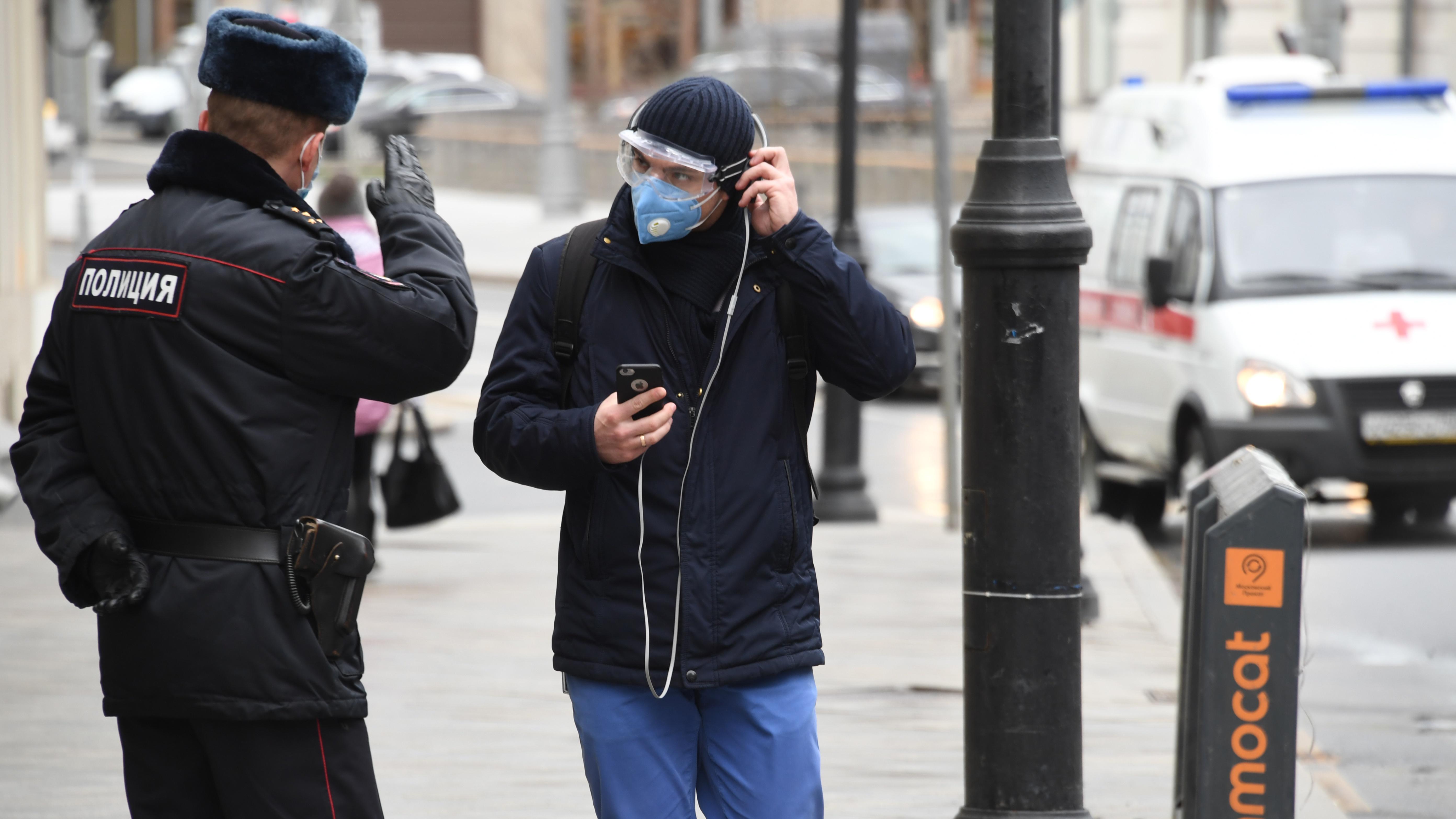 В Минкомсвязи заявили об удалении данных россиян, предоставленных для оформления пропусков