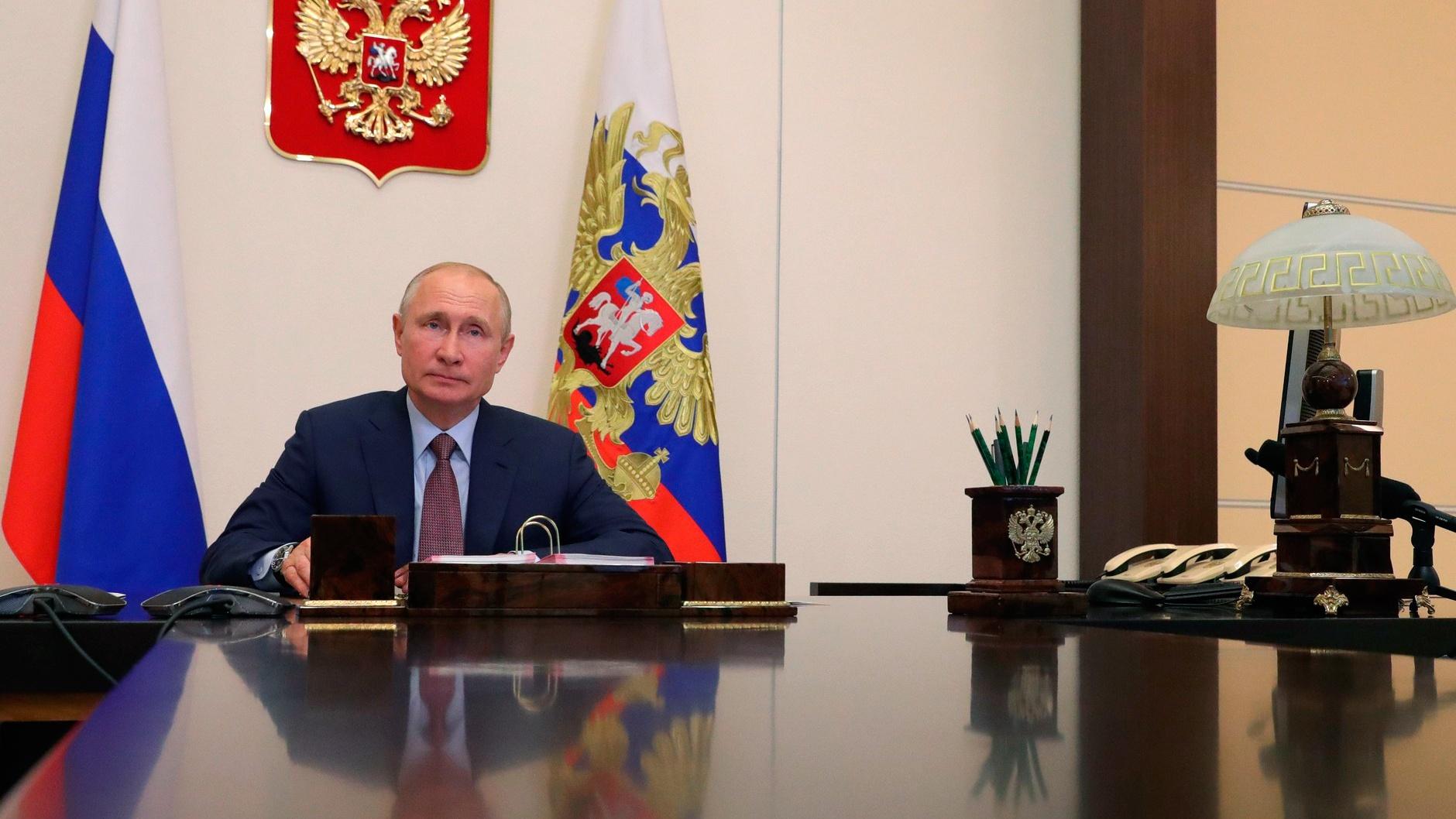 Путин по видеоконференции откроет возведенные Минобороны медцентры в ряде регионов