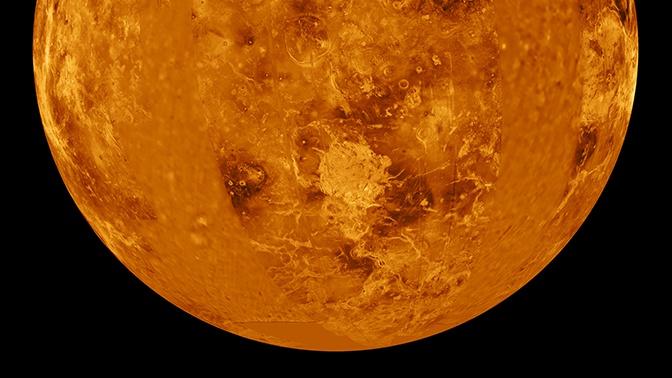 Российские ученые снимут видео на поверхности Венеры