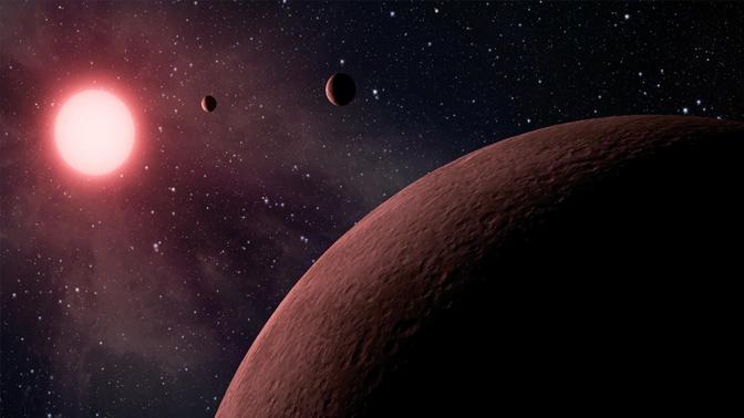 Ученые нашли самую тяжелую экзопланету