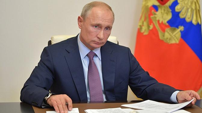 Путин присвоил звание «Город трудовой доблести» 20 городам России