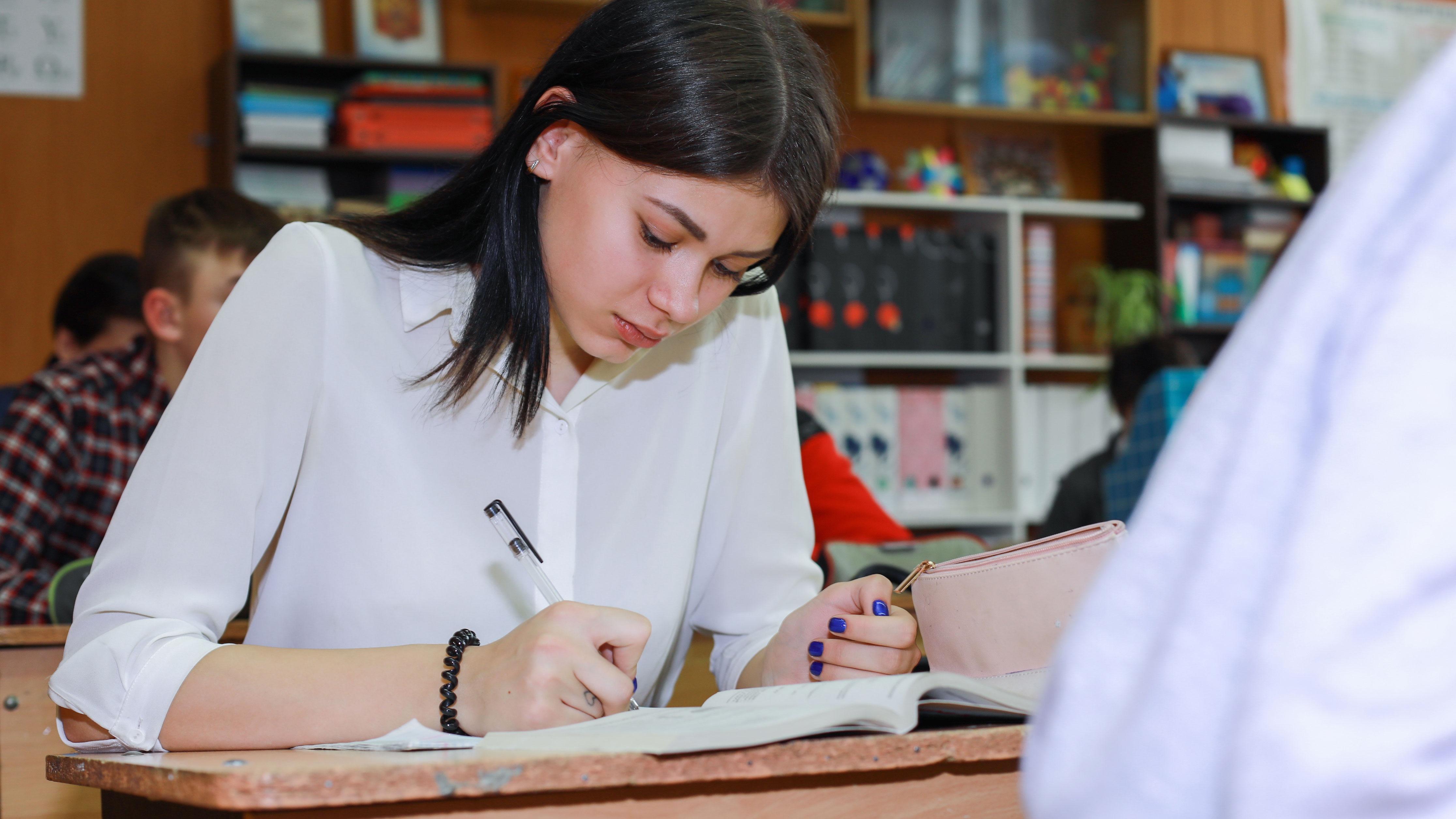 Психолог дала советы школьникам, как справиться с волнением перед сдачей ЕГЭ