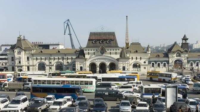 Россия за окном: поезд Владивосток - Москва сделали ежедневным