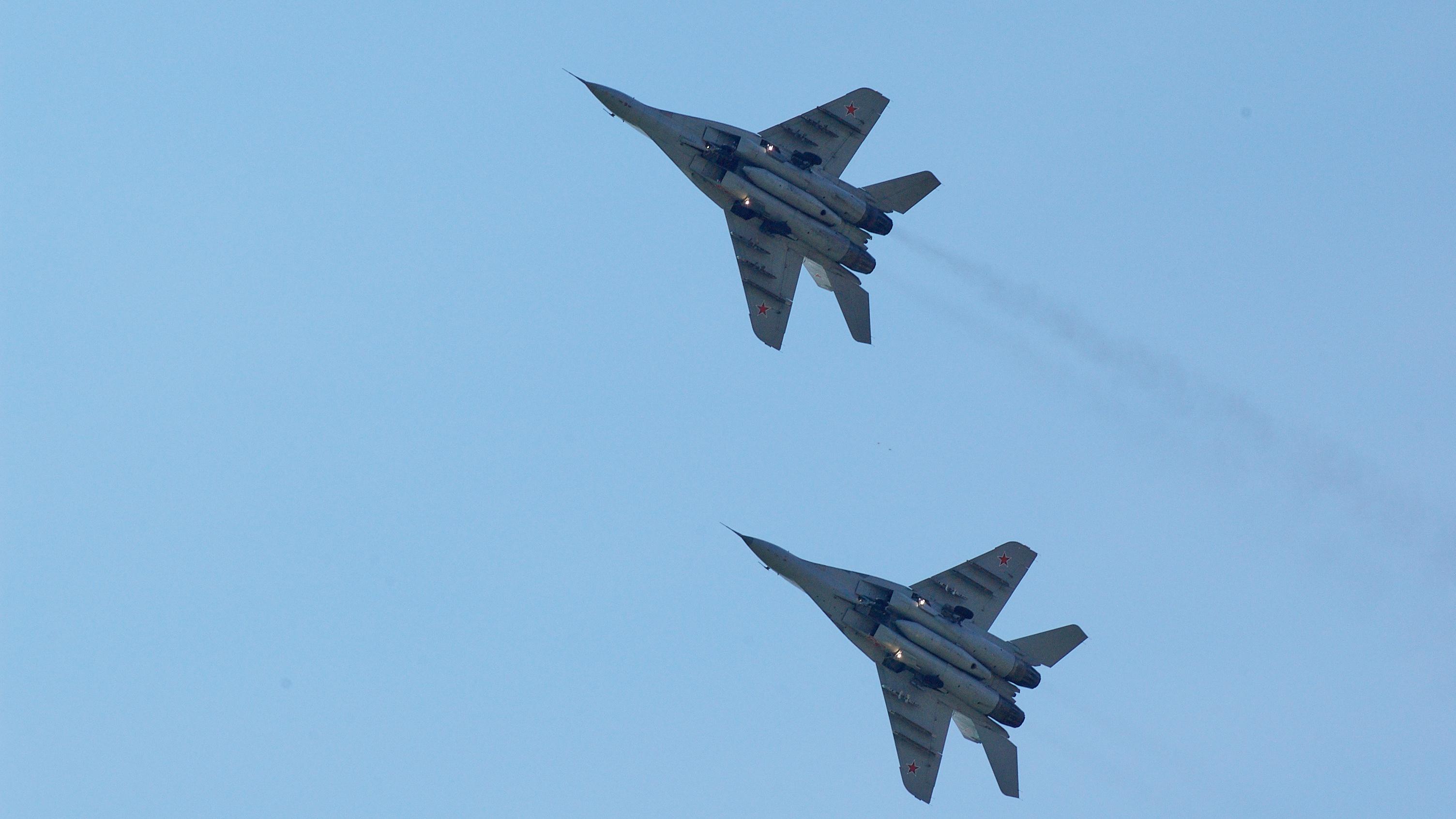 Минобороны Индии одобрило приобретение у РФ 21 истребителя МиГ-29