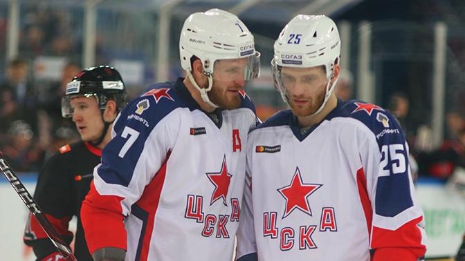Московский ЦСКА стал чемпионом России по хоккею сезона 2019/20