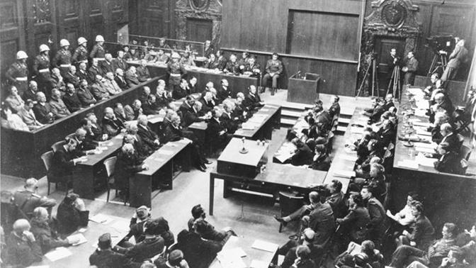 Бастрыкин: не все военные преступники были осуждены в Нюрнберге