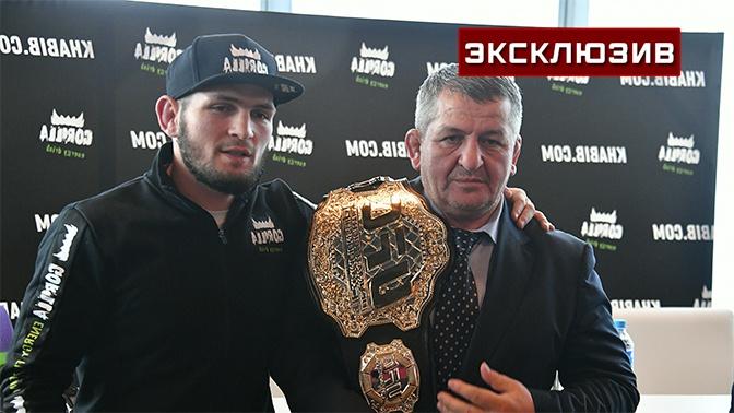 «Как будто мир опустел»: бывший боец UFC Смоляков прокомментировал сообщение о смерти отца Нурмагомедова
