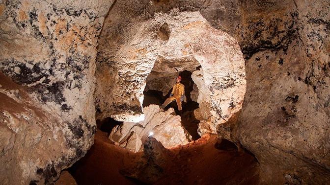 В пещере Таврида обнаружили температурную аномалию