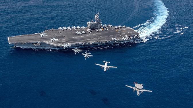 США обвинили Пекин вдестабилизации ситуации вЮжно-Китайском море