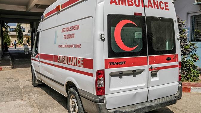 Более ста человек пострадали при взрыве на фабрике фейерверков в Турции
