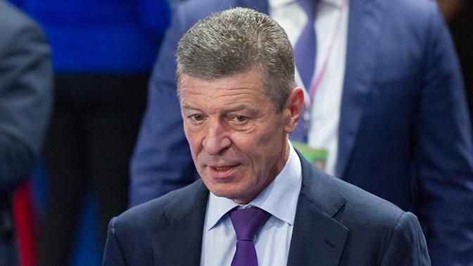 Козак заявил об отсутствии прорыва на встрече «нормандской четверки»