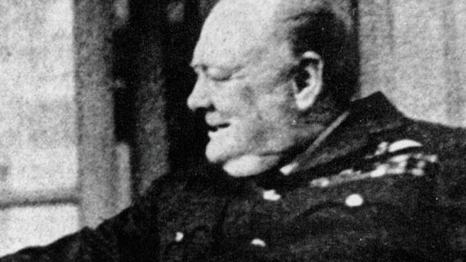 Государственная тайна в шкафу: британец нашел секретные документы водителя Уинстона Черчилля
