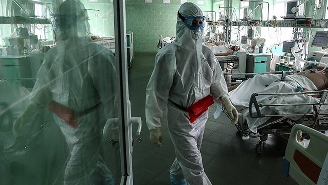 В Москве скончались 25 пациентов с COVID-19