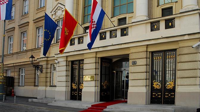 Партия премьер-министра Хорватии лидирует на выборах по данным exit poll