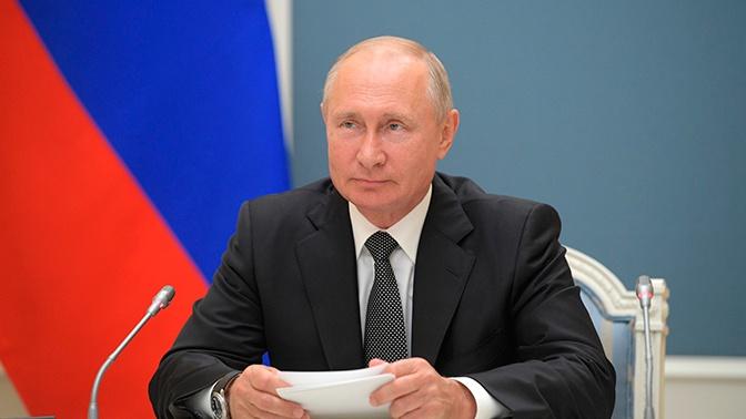 Путин направил Трампу телеграмму с поздравлениями ко Дню независимости
