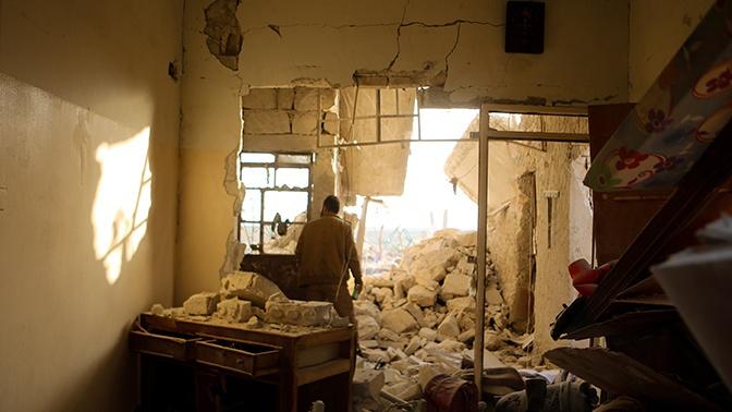 Террористы обстреляли два населенных пункта в Алеппо и Идлибе