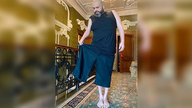 Фадеев рассказал, как сбросил более ста килограммов