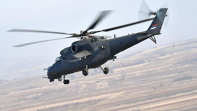Вертолеты, истребители и комплексы ПВО: глава ФСВТС рассказал о поставках военной техники Сербии