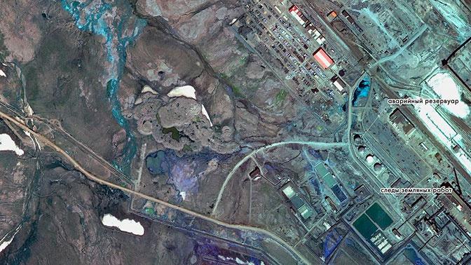 Почти 148 миллиардов рублей: оценен ущерб от разлива топлива в Норильске