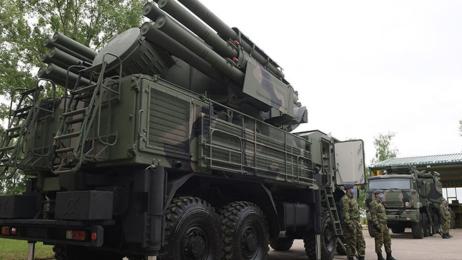 В ФСВТС рассказали об интересе Сербии к российским системам ПВО