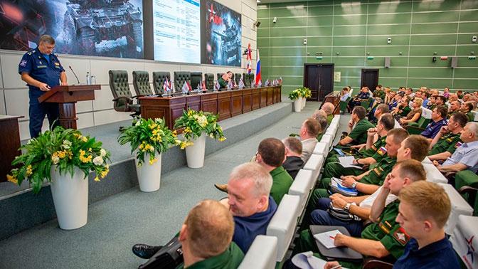 Масштабная конференция по развитию геоинформационного пространства пройдет на форуме «Армия-2020»