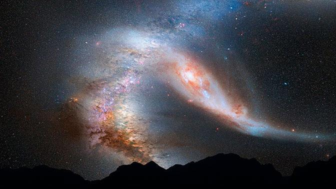 Астрономы открыли новый источник углерода во Вселенной