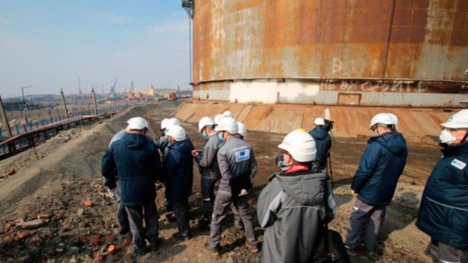 «Норникель» оспорит размер ущерба от разлива топлива в Норильске