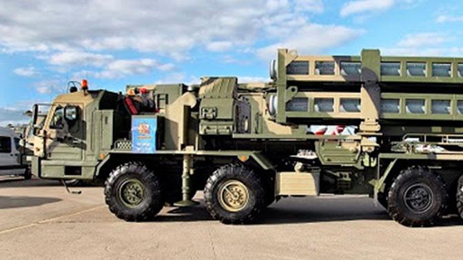 Системы С-350 «Витязь» пополнят строевые части ВКС РФ в этом году