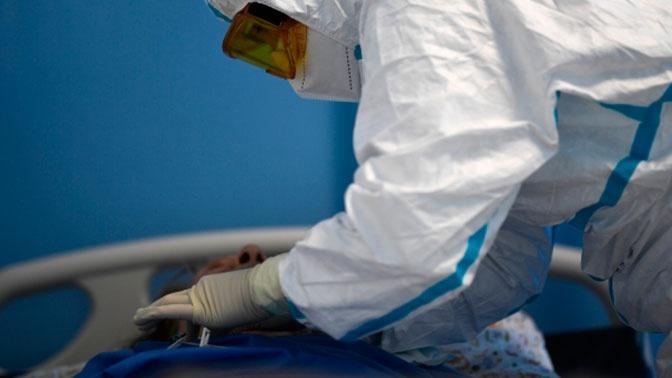 За последние сутки в России диагностировали еще 6 562 случая заражения COVID-19
