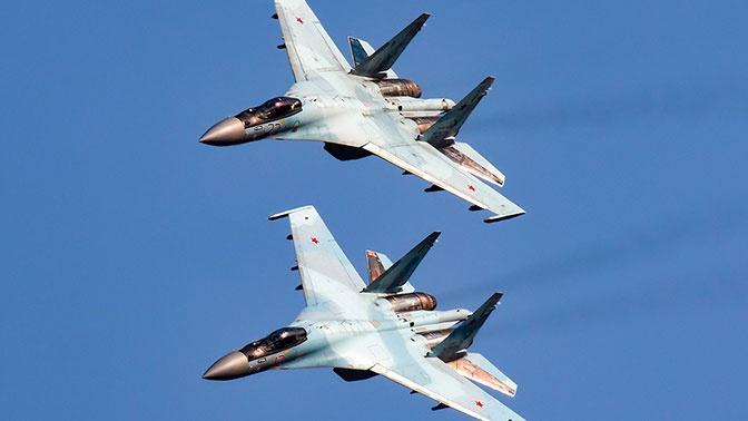 Авиагруппа «Русские витязи» получит новейшие истребители Су-35С