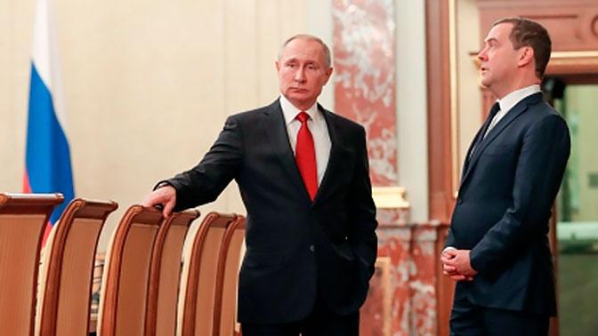 Медведев рассказал о добрых отношениях с Путиным
