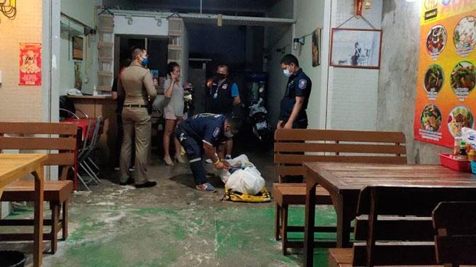 Тело россиянина найдено в Таиланде