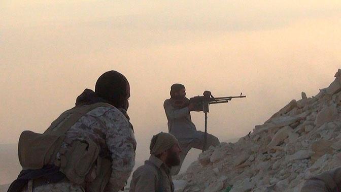 Террористы обстреляли населенные пункты в трех сирийских провинциях